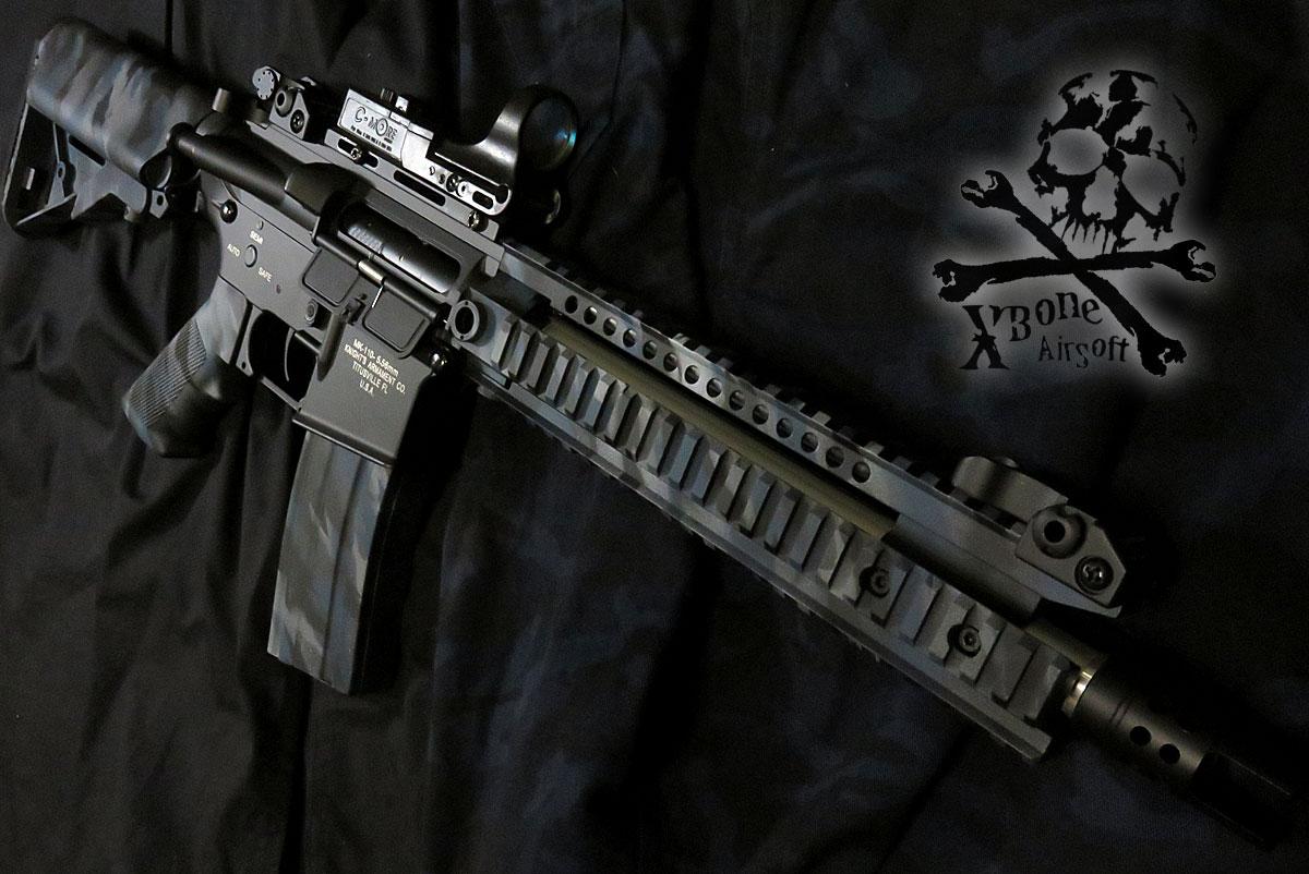 M4 タイガー ストライプ