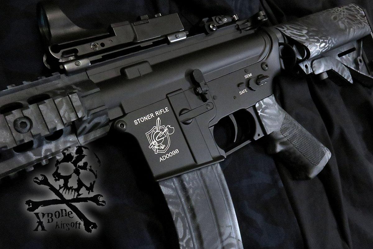 M4 クリプテック タイフォン