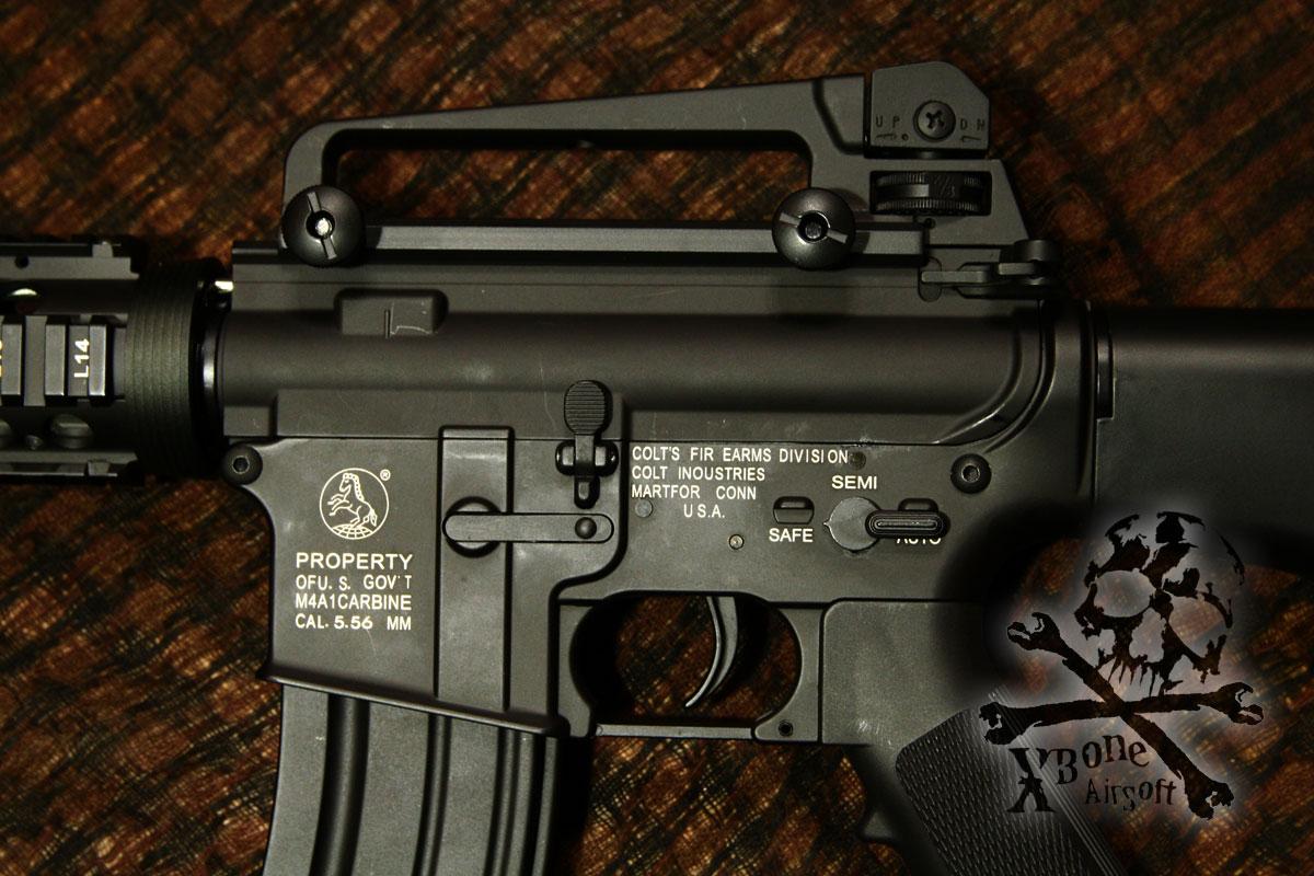 RAS フルメタル M4