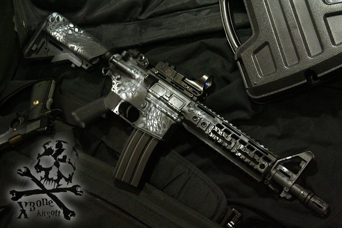 クリプテック タイフォン M4